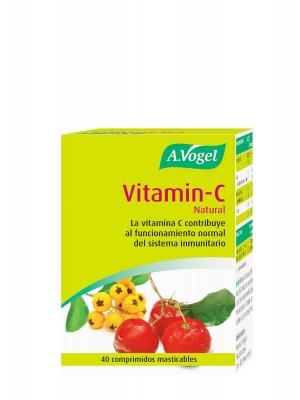 A. vogel vitamin-c 40 comprimidos masticables