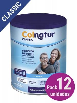 Pack 12 unidades colnatur® classic neutro