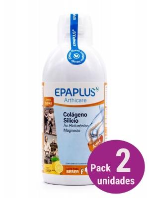 Epaplus arthicare bebible limón pack 2 unidades