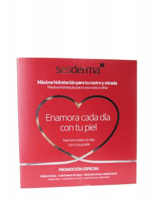 Sesderma pack sesgen+hydraderm+mascarilla