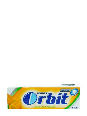 Chicle de melón orbit
