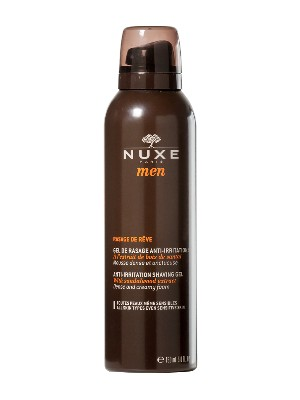 Gel de afeitado anti-irritaciones de nuxe men 150ml
