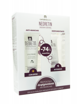 Neoretin duplo gel-crema 40ml+ serum 30ml