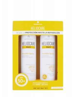 Heliocare 360º duplo spray invisible spf 50+ 200ml