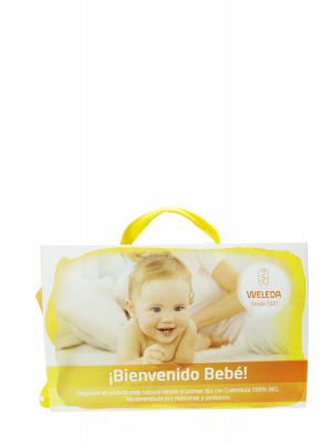 Weleda set bienvenido bebé con neceser de regalo