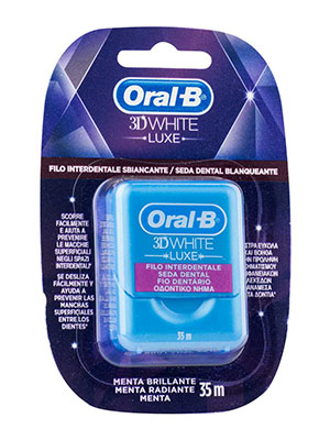 Oral b seda 3d white 35m