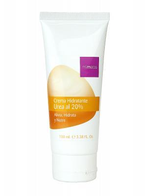 Crema hidratante con urea al 20% mimaos 100ml