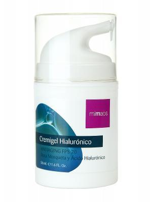 Crema con textura gel especial para hombres mimaos 50ml