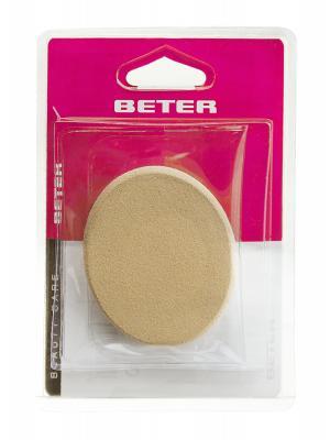 Beter esponja latex ovalada con funda