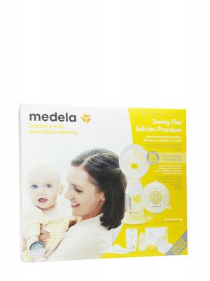 Medela swing flex extractor de leche eléctrico