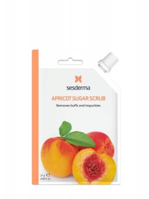 Sesderma apricot sugar scrub mascarilla exfoliante multidosis 25gr