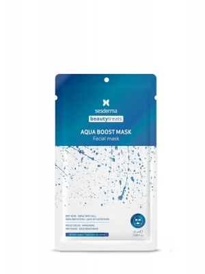 Sesderma aqua boost mask mascarilla facial 25ml