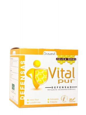 Drasanvi vital pur defensas 20 viales