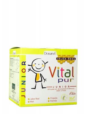Drasanvi vital pur junior 20 viales