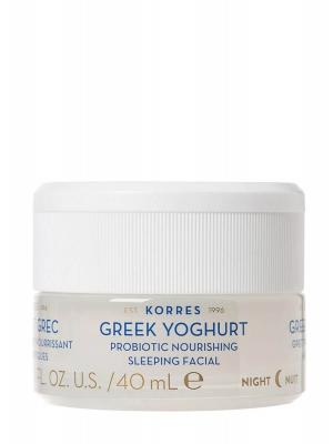 Korres yogur griego crema de noche 40 ml