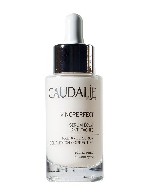 Caudalie vinoperfect  serum resplandor antimanchas