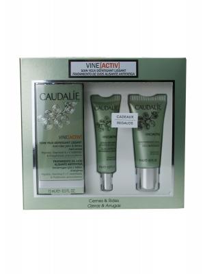 Caudalie vineactiv tratamiento de ojos alisante y antifatiga 15ml