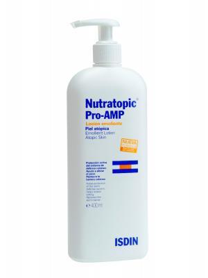 Nutratopic pro-amp loción piel atópica 400 ml