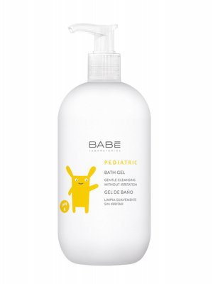 Babe gel pediático de baño 500 ml