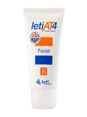 Leti at-4 facial spf 20 50 ml
