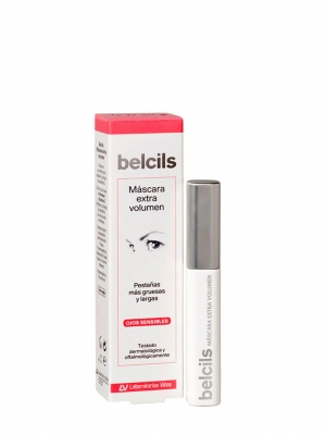 Belcils máscara extra volumen 8 ml