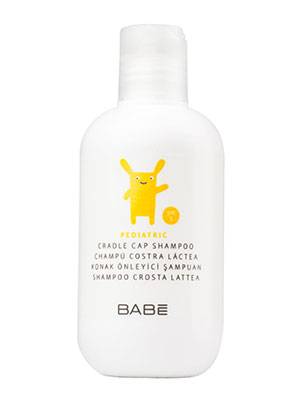 Babe pediatric champú costra láctea, 200 ml