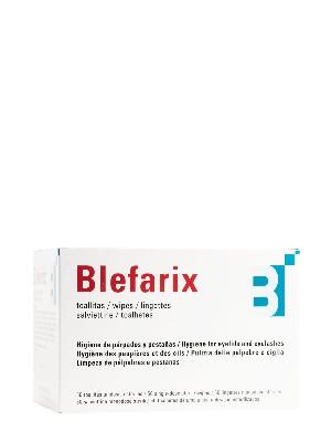 Blefarix toallitas estériles unidosis 50 unidades