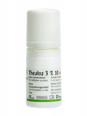 Thealoz trehalosa 3% 10 ml