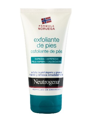 Neutrogena  exfoliante pies 75 ml