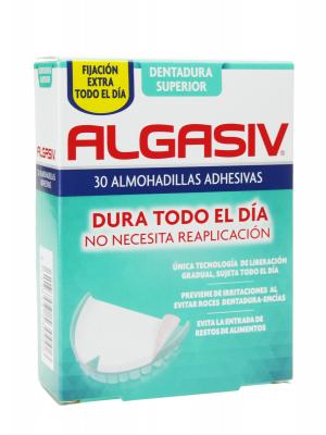 Algasiv almohadillas adhesivas superior 30 unidades