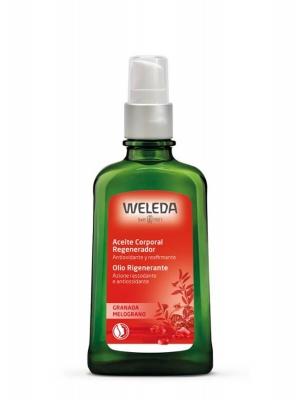 Weleda aceite corporal regenerador granada 100 ml