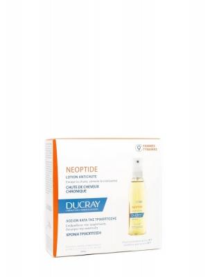Ducray neoptide loción anticaída mujer 3x30 ml
