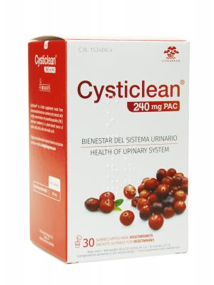 Cysticlean 240 mg pac 30 sobres