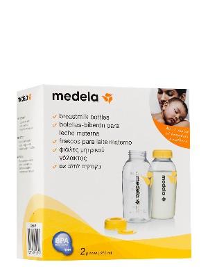 Medela botella-biberon  250 ml 2 uds