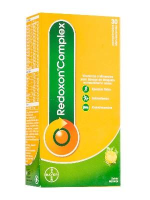 Redoxon complex efervescente 30 comprimidos