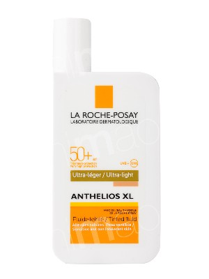 La roche posay anthelios fluido solar con color 50+ 50ml.