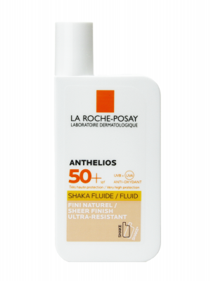 La roche posay anthelios shaka fluido solar con color 50+ 50ml.