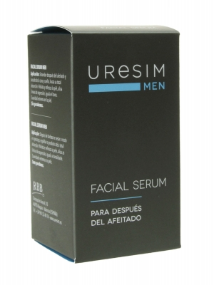 Uresim men sérum facial para después del afeitado 50 ml