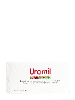 Uromil, 30 cápsulas