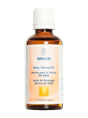 Weleda aceite de masaje tripita del bebé 50 ml