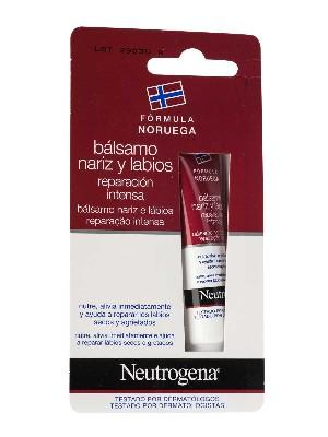 Neutrogena balsamo fluido nariz y labios