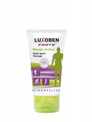 Hidrotelial luxoben forte masaje corporal 200 ml