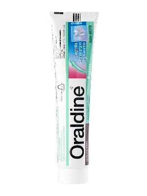Oraldine pasta encias 125 ml sabor menta