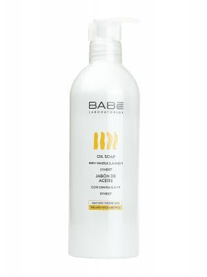 Babe jabón de aceite, 500 ml