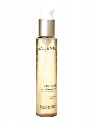 Desmaquillante en aceite gelificado de argane galenic