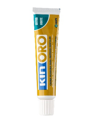 Kin oro crema adhesiva 40 ml extra forte