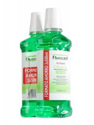 Fluocaril ® bi-fluore colutorio 500 ml 2 unidad formato ahorro