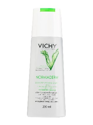 Vichy normaderm solucion micelar 200ml