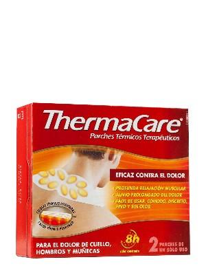 Thermacare parche cuello 2 unidades