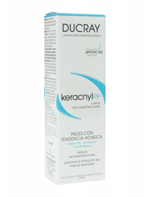 Ducray keracnylpp crema 30 ml